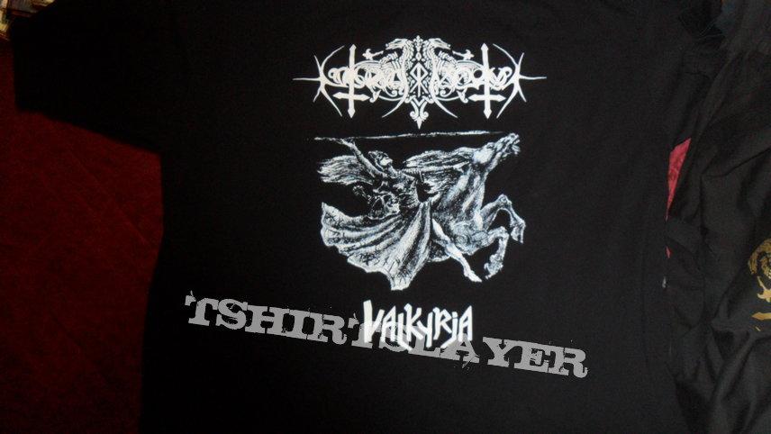 Nokturnal Mortum - Valkyrja shirt