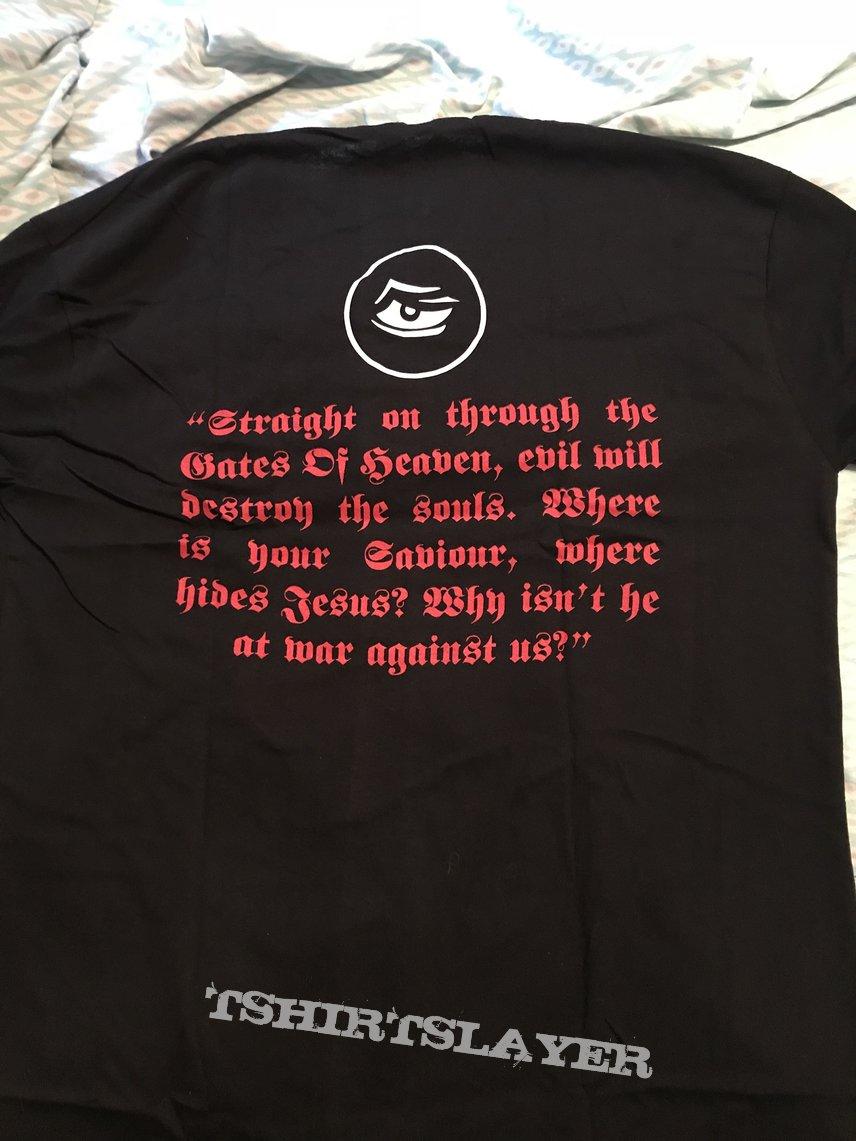 Absurd - Gates of Heaven shirt