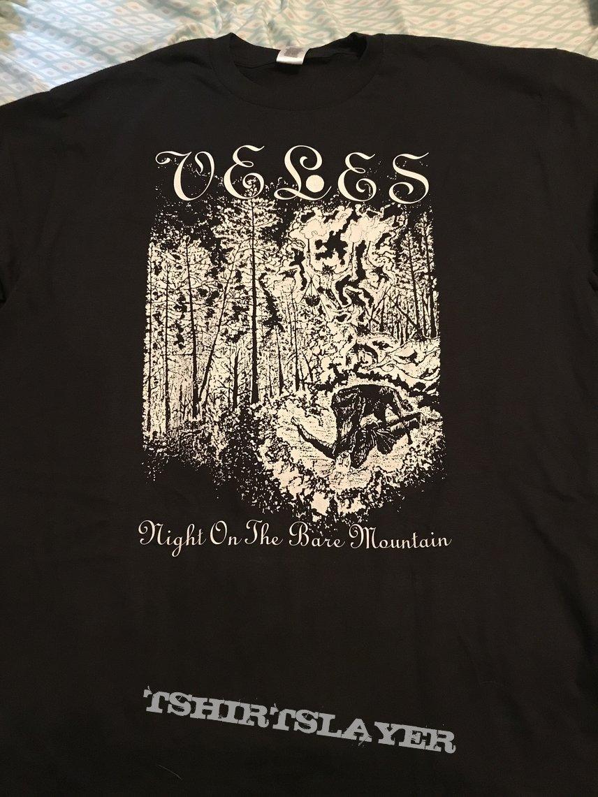 Veles - Night On The Bare Mountain shirt