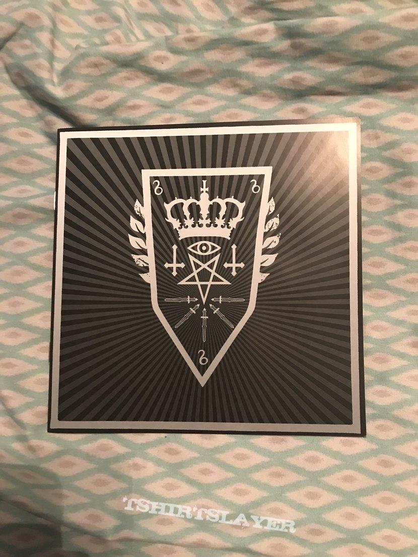 "Black Metal Terror 7"" diehard boxset"