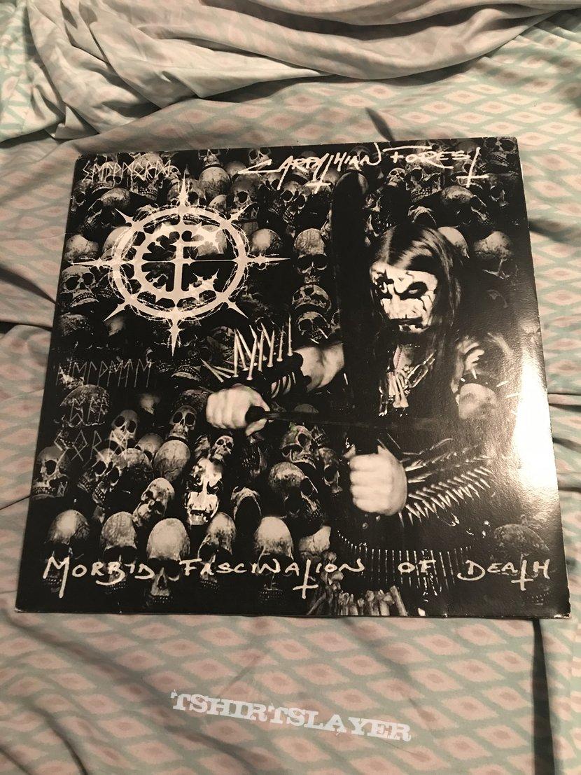 Carpathian Forest - Morbid Fascination of Death LP