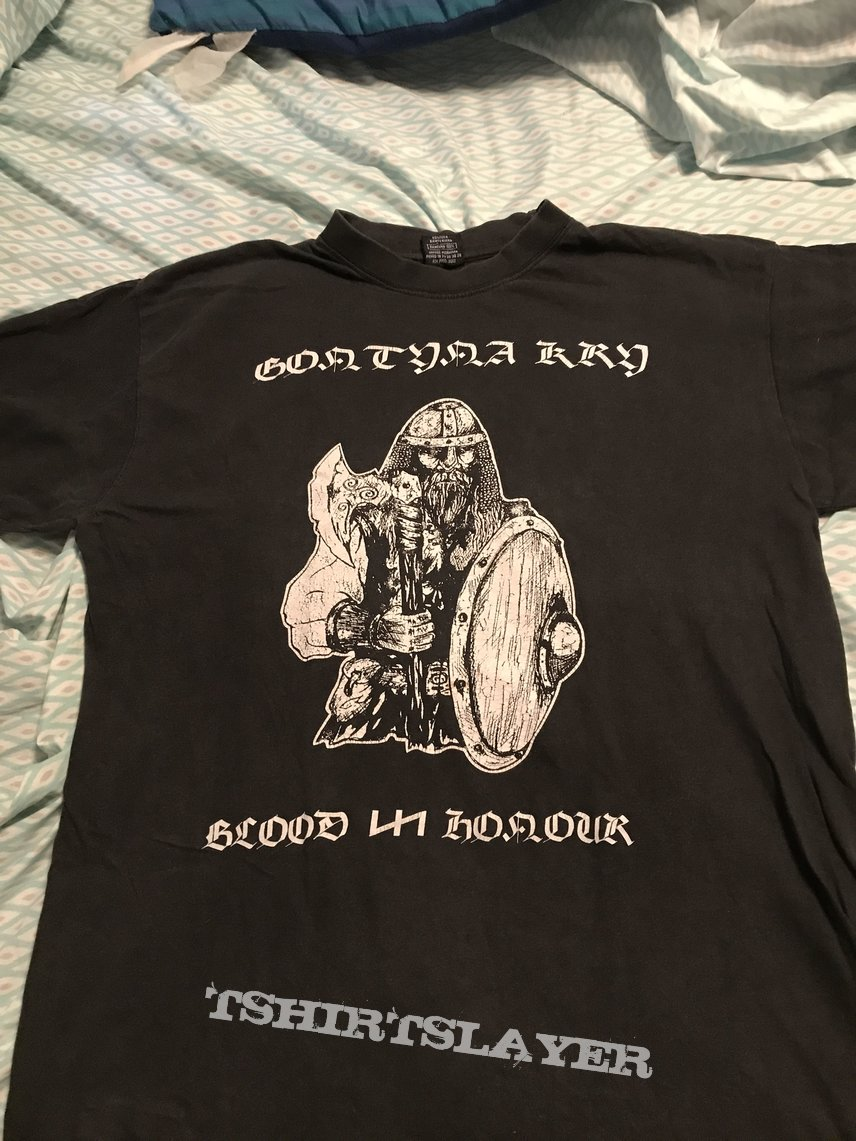 Gontyna Kry - Blood and Honour shirt