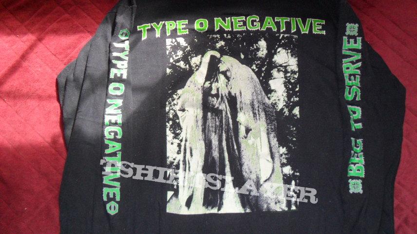 Type O Negative - Tragical Misery Tour USA 94 longsleeve