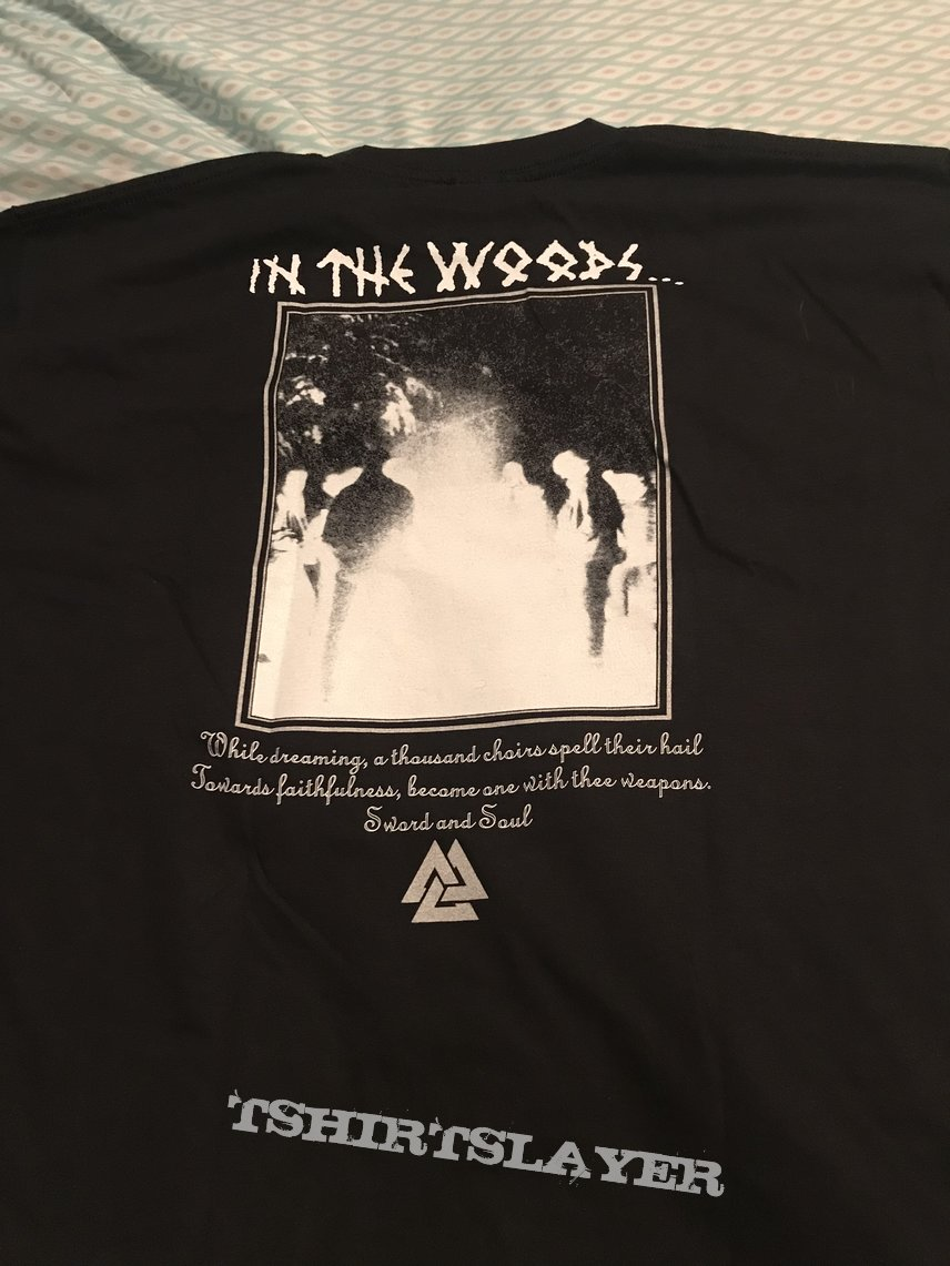 In the Woods - Isle of Men shirt