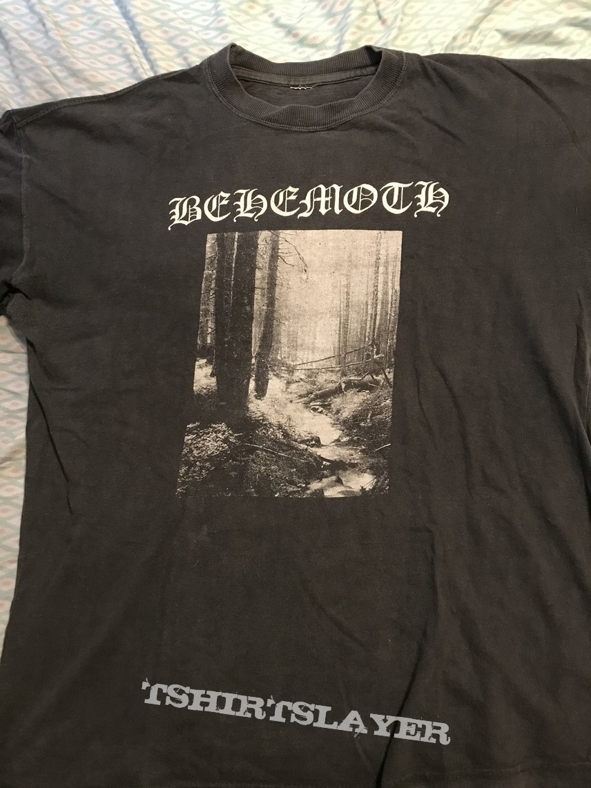 Behemoth - Pagan Black Metal shirt