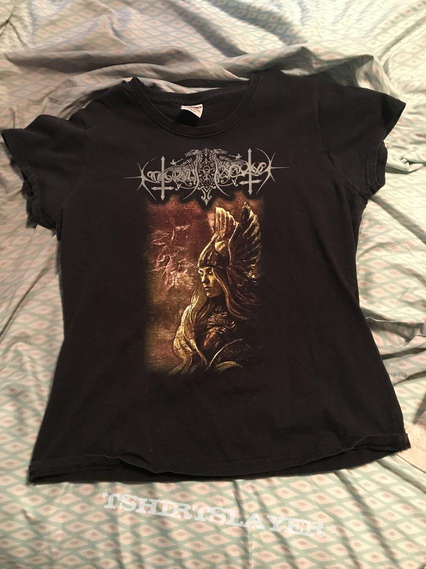 Nokturnal Mortum - Valkyria girlie shirt