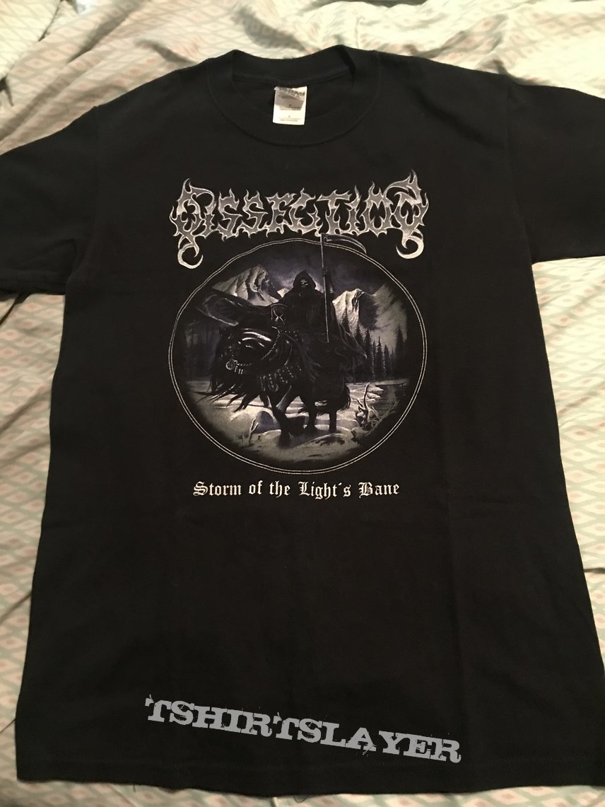 Dissection - Storm Midsummer Massacre shirt