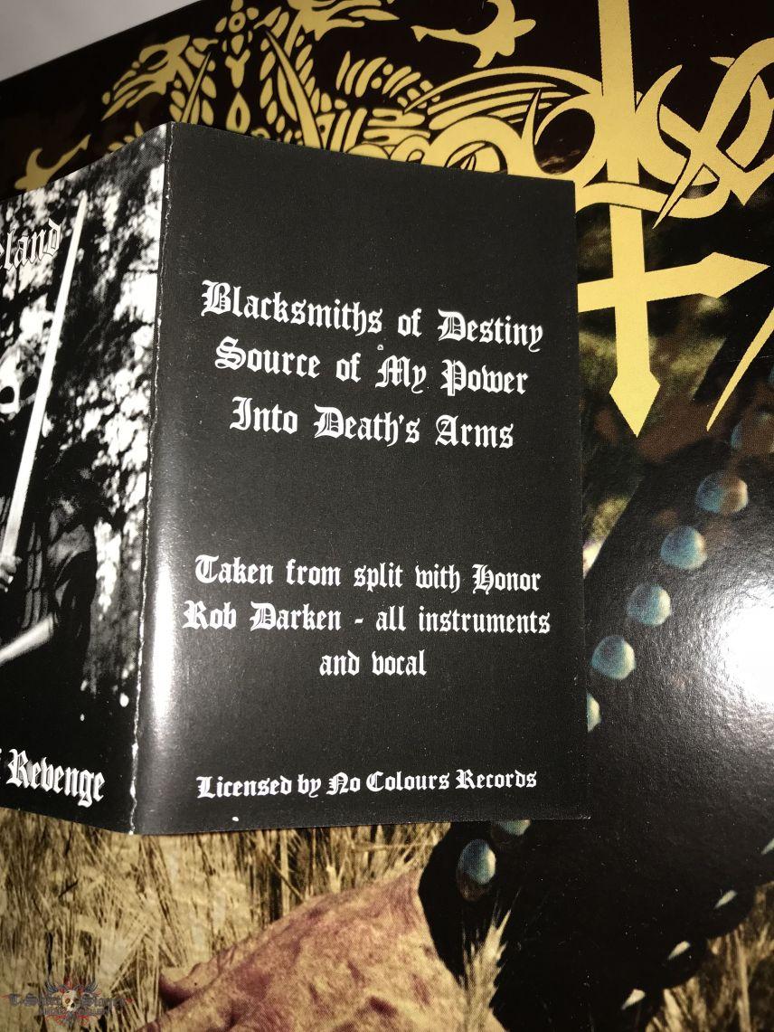 Graveland - Raiders of Revenge cassette
