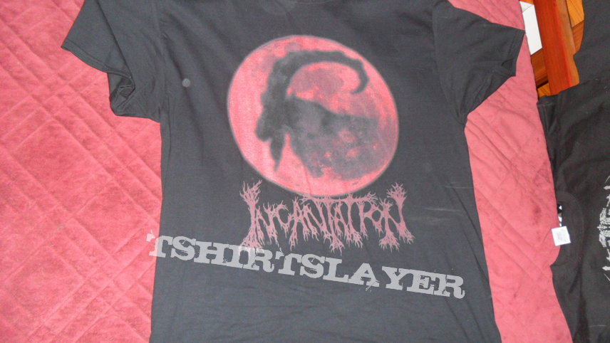 Incantation - Ibex Moon shirt