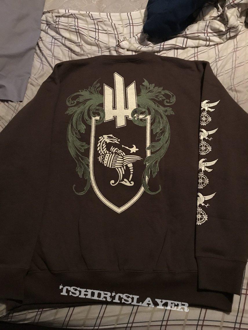 Nokturnal Mortum - Weltanschauung sweater