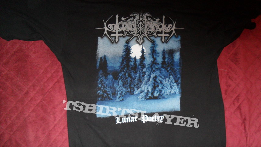 Nokturnal Mortum - Lunar Poetry shirt