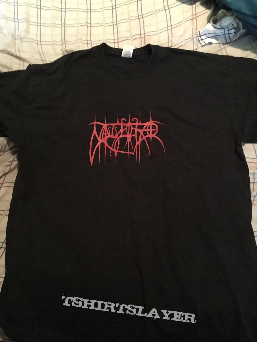 Nagelfar - Red logo shirt