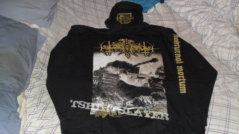 Nokturnal Mortum - The Taste of Victory hoodie