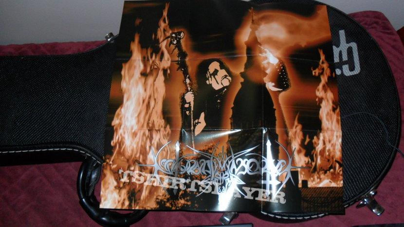 Nokturnal Mortum - To the Gates of Blasphemous Fire box set edition