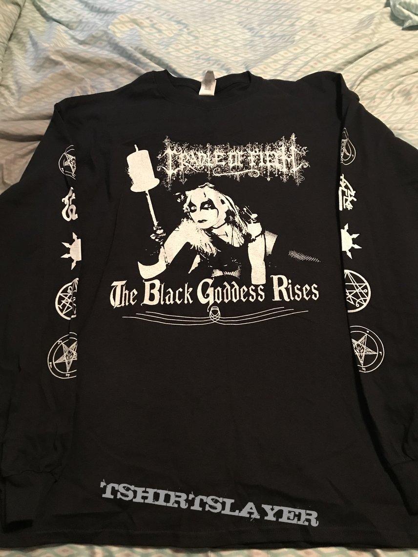 Cradle of Filth - The Black Goddess Rises longsleeve