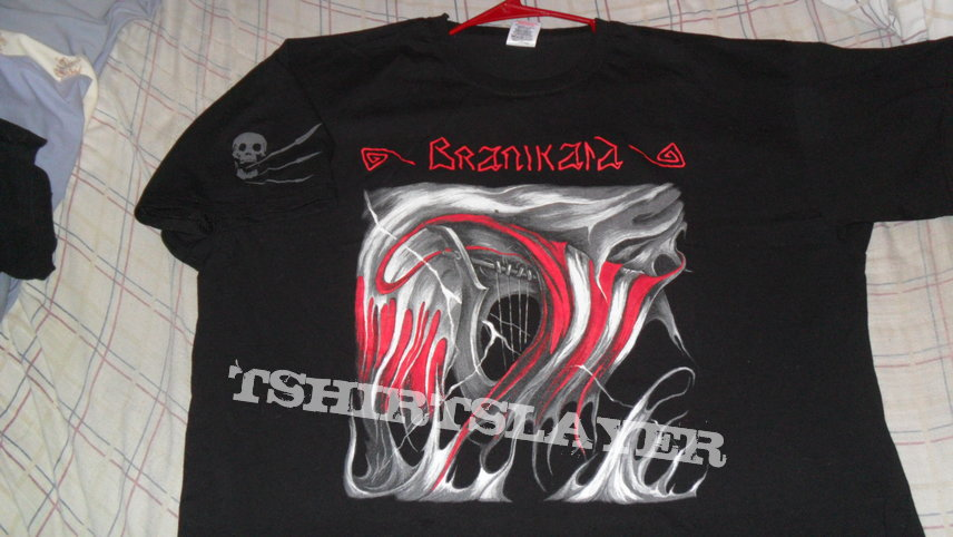 Branikald - The Strings of Inspiration Sing shirt