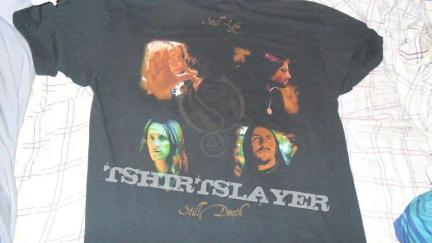 Opeth - Still Life shirt