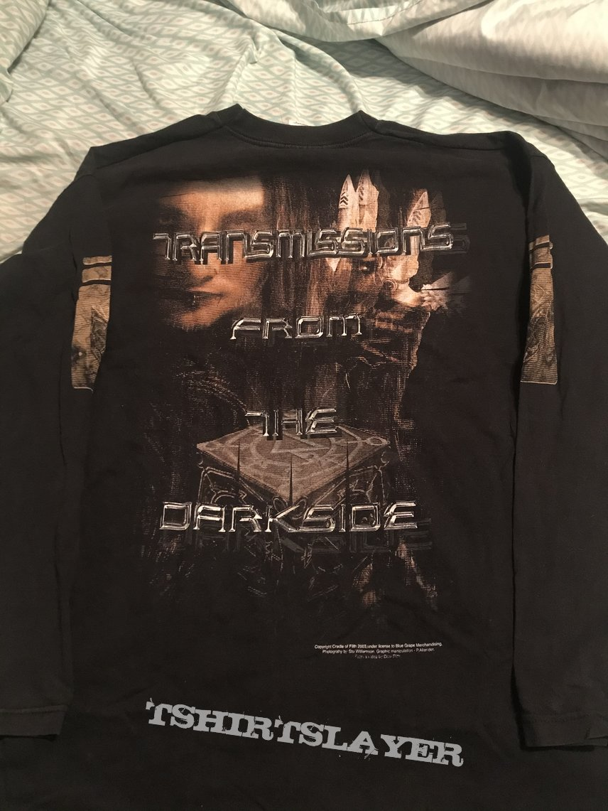Cradle of Filth - Transmissions From The Darkside longsleeve
