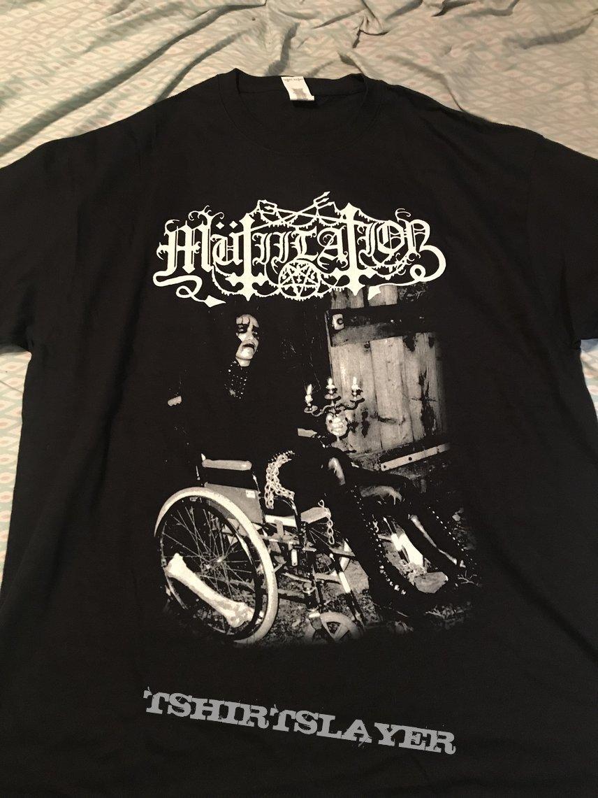 Mutiilation - The Black Legions shirt
