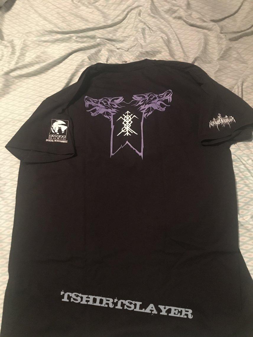 Nokturnal Mortum - Wolfish Berries shirt