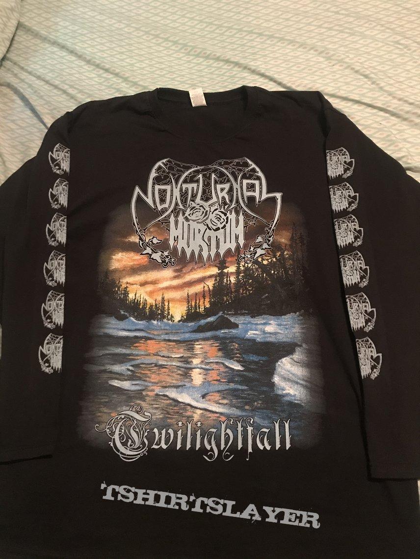 Nokturnal Mortum - Twilightfall longsleeve