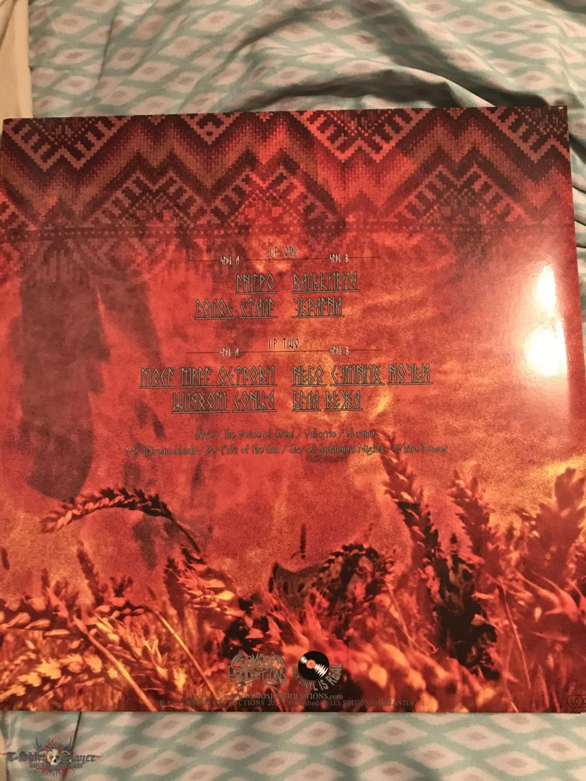 Nokturnal Mortum - The Voice of Steel 2LP