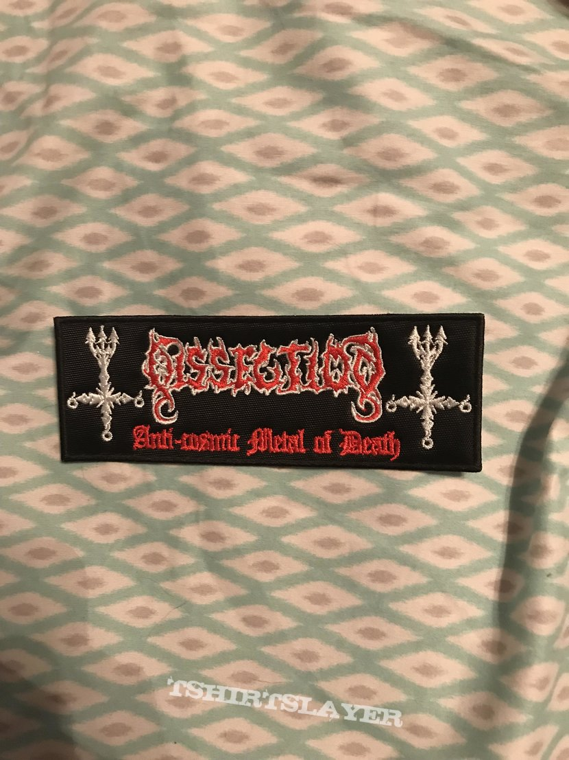 Dissection - Anti-cosmic Metal of Death patch