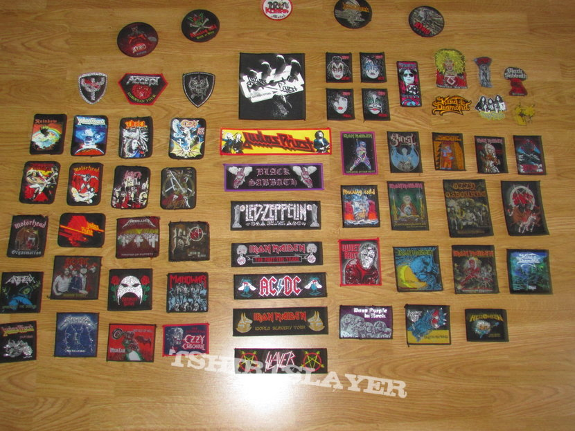 Patch collection \m/
