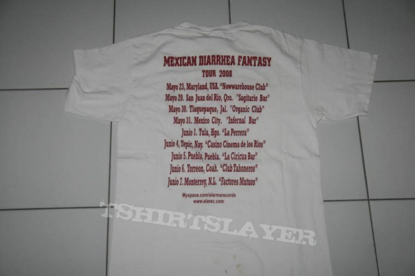 Torsofuck tour shirt