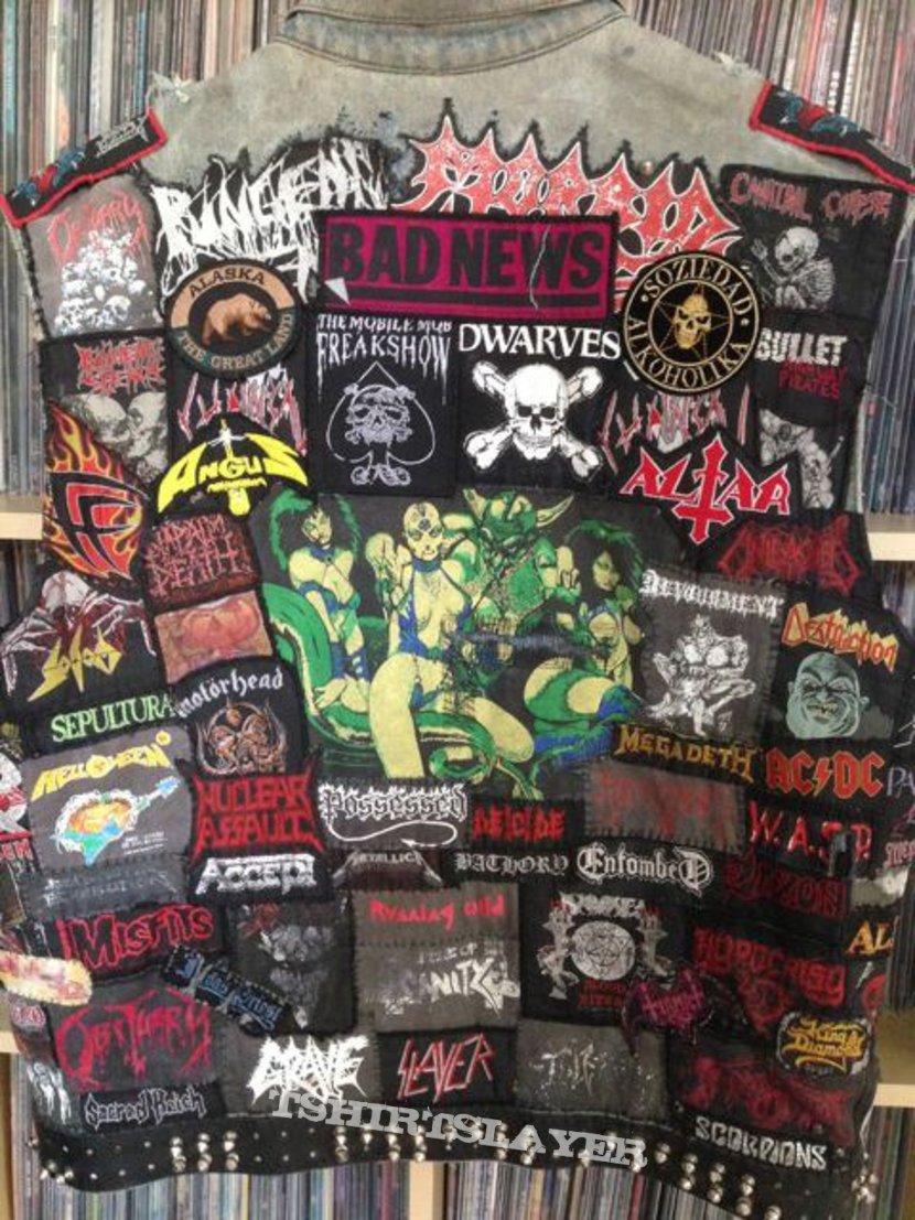 Jacket of Battles summer edition