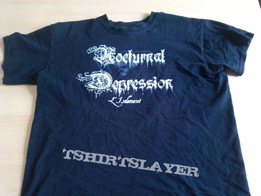 Nocturnal Depression shirt