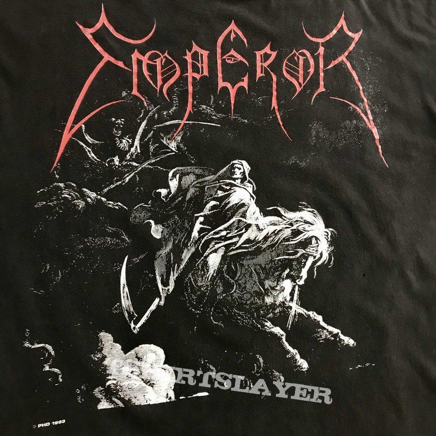 Emperor 1993 Rider / Pentagram shortsleeve shirt