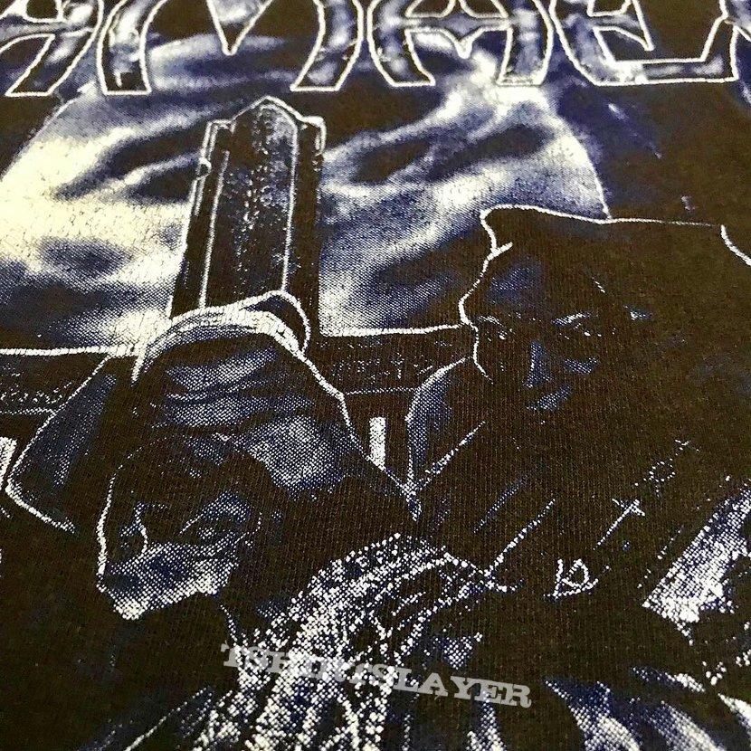 Samael 1992 Blood Ritual Short Sleeve Shirt