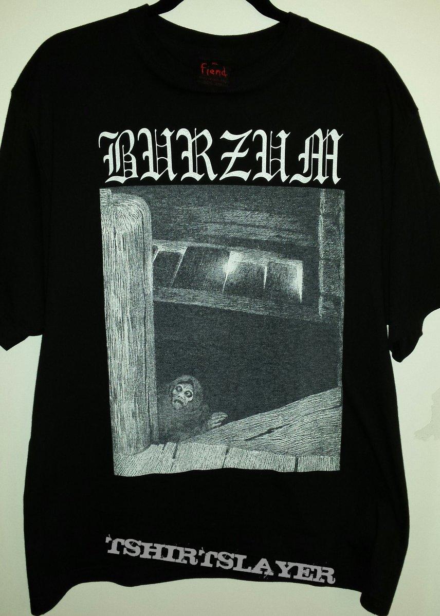 BURZUM 2002 Misanthtropy Hvis Lyset Tar Oss T-Shirt ...
