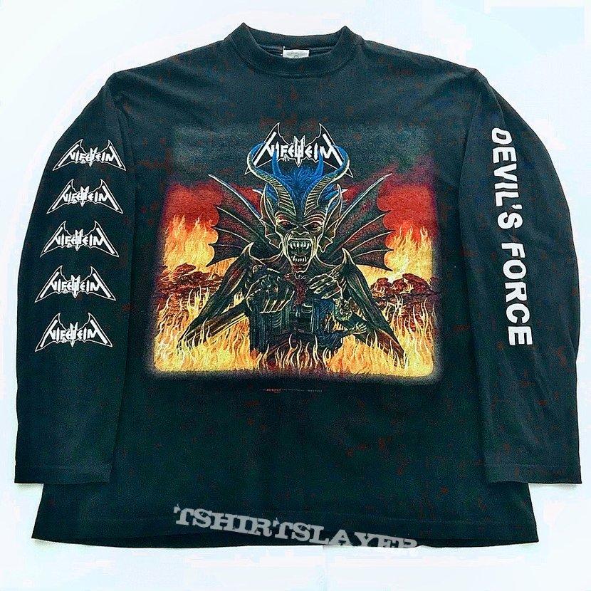 Nifelheim 1996/97 Devils Force Longsleeve Shirt