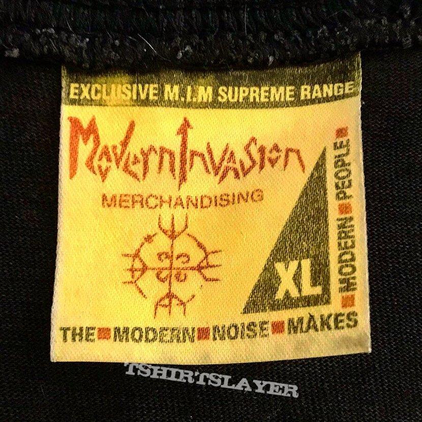 Satyricon Vintage 1994 the Shadowthrone longsleeve Shirt