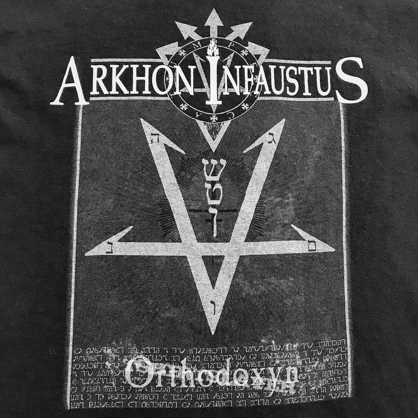 Arkhon Infaustus 2007 Official Orthodoxyn Short Sleeve Shirt
