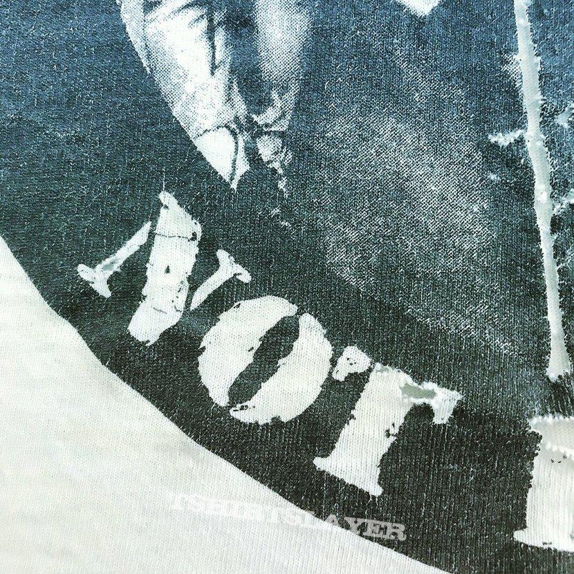 Crass 1995 Destroy Power Not People short sleeve shirt