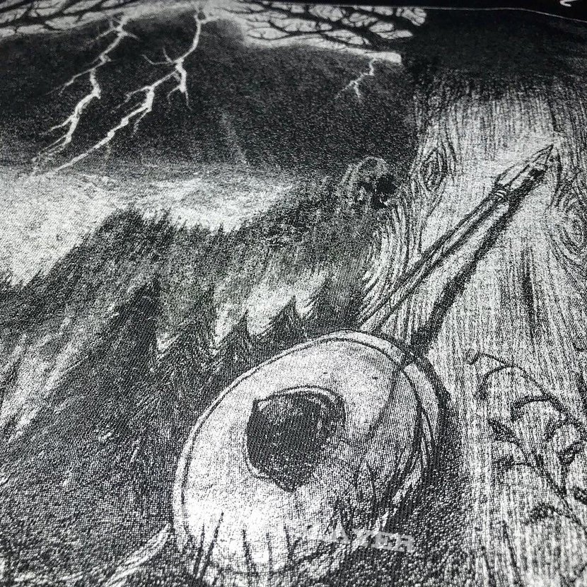 Behemoth 1996 Official Grom Longsleeve Shirt
