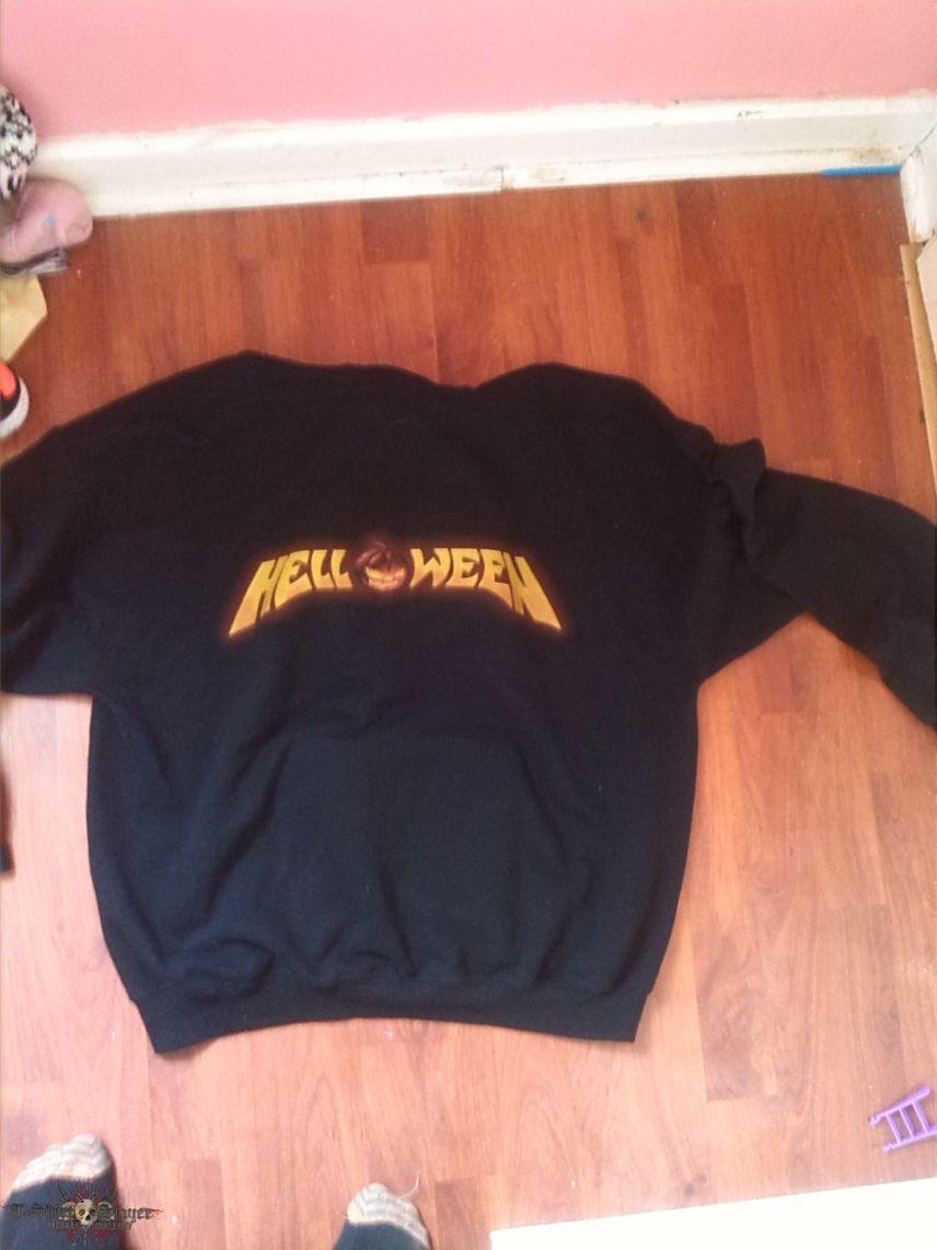 Helloween hoodie.