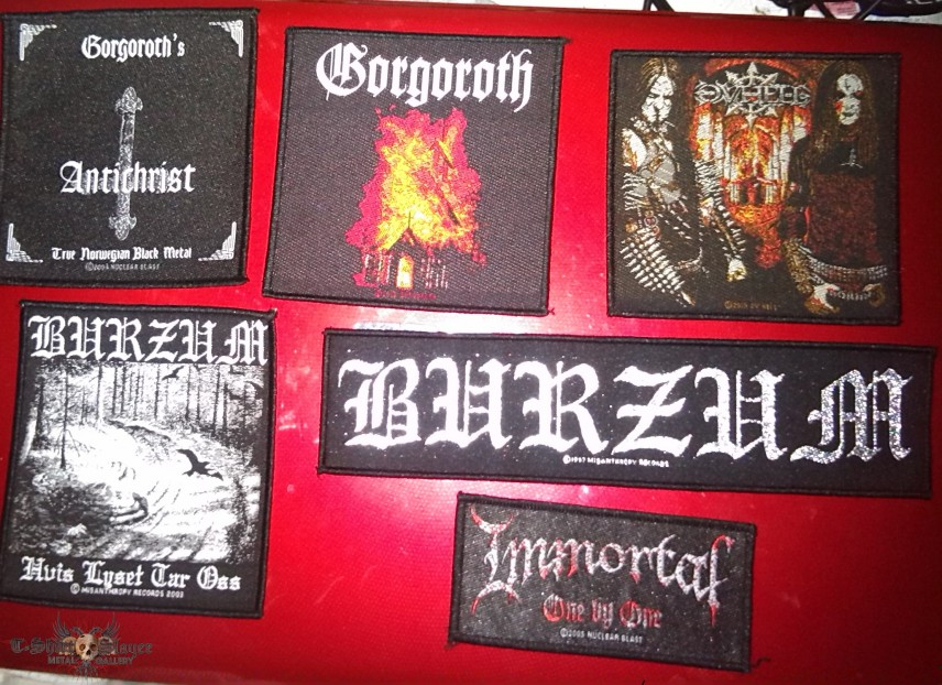 Latest patches.