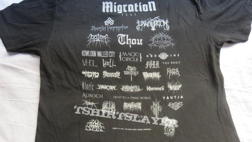 Migration Fest shirt