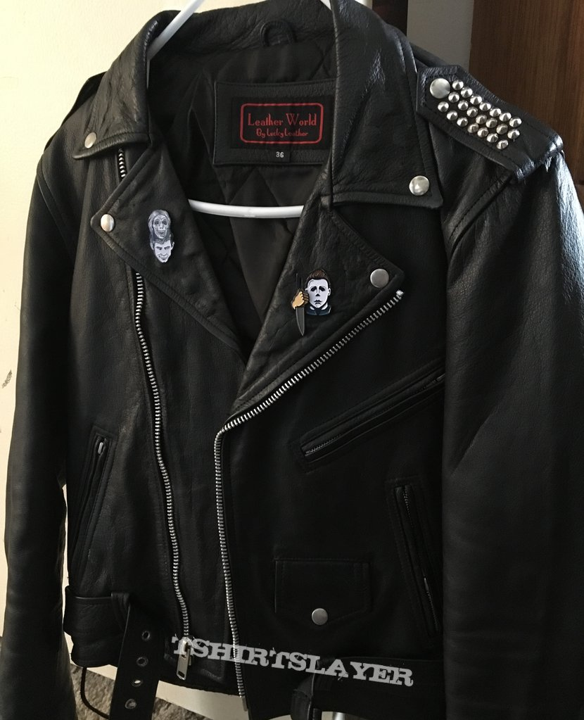 Updated Leather Jacket