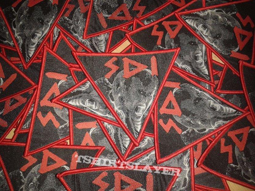 S.D.I. Woven Bootleg Patch