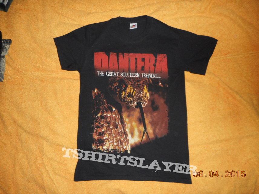 Pantera The Great Southern Trendkill Shirt