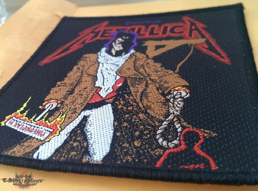 The Unforgiven & Load patches