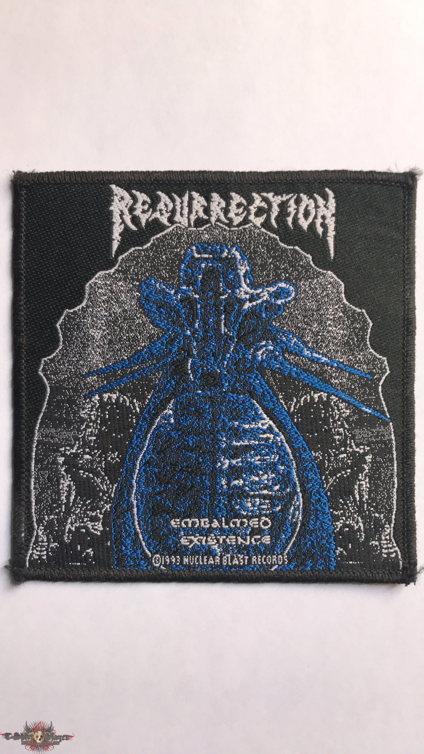 Resurrection: Embalmed Existence