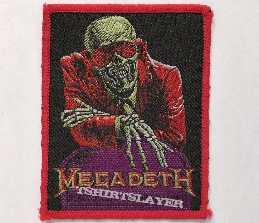 Megadeth: Peace Sells (Red Border)