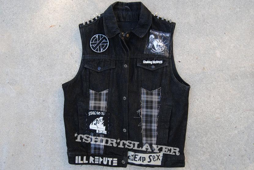 Mediocre Punk Vest