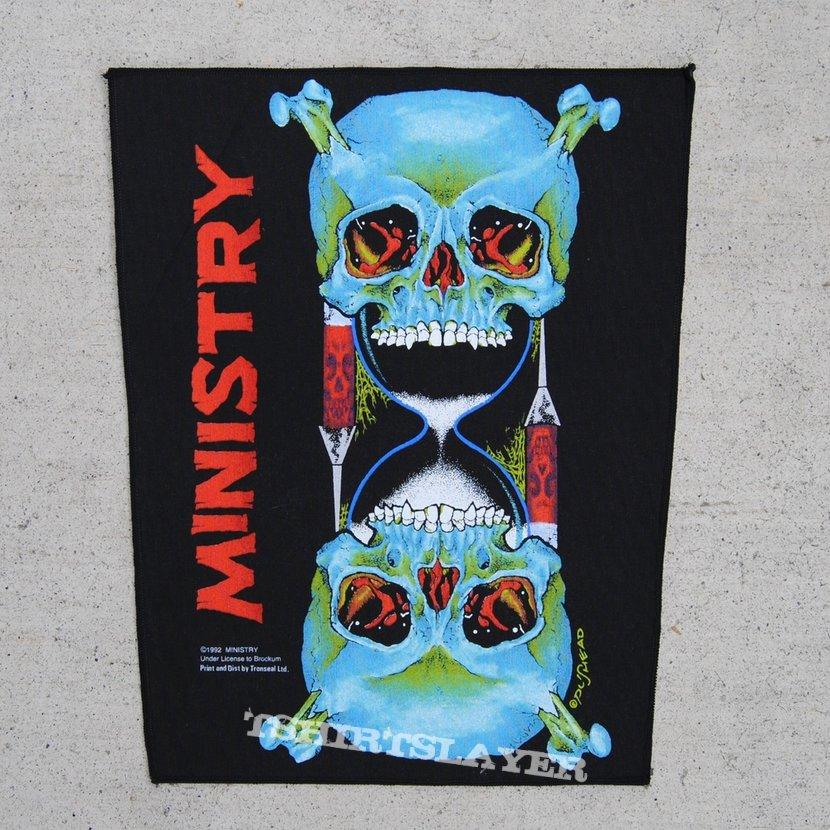 Ministry: Pushead Skull BP